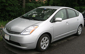 2004-2007 Toyota Prius photographed in College...