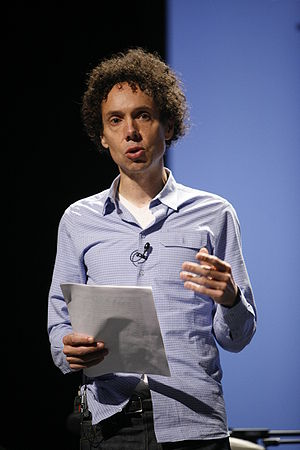 Malcolm Gladwell speaks at PopTech! 2008 confe...